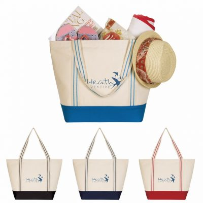 Good Value® Cotton Travel Tote