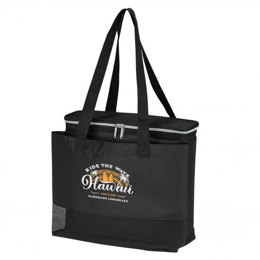 Sunset Cooler Tote