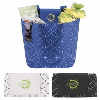 Universal Source™ Non-Woven Foldable Tote