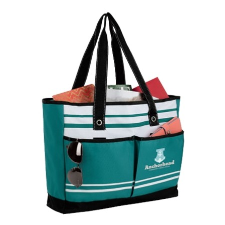 Atchison® Two Pocket Fashion Tote Bag