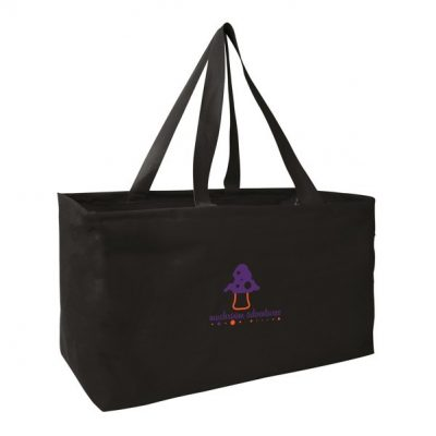 Large Colored Utility Tote
