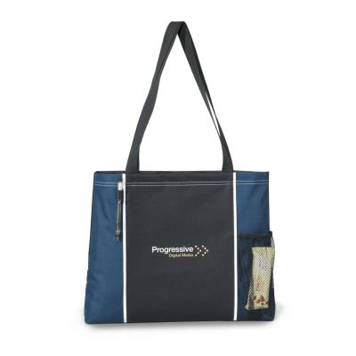 Classic Convention Tote Blue-Navy