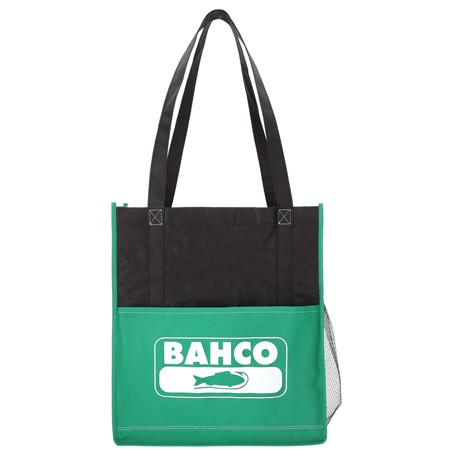 Deluxe Non-Woven Business Tote