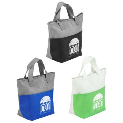 Santa Ana Insulated Snack Tote Bag