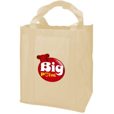 Digital Grocery Tote Bag