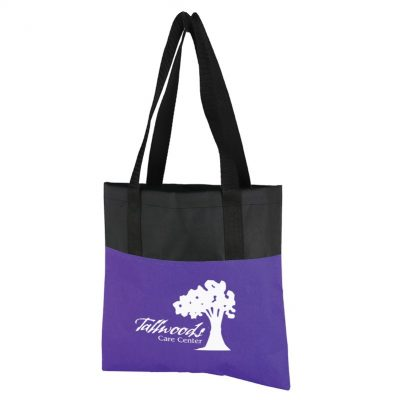 The Day Tote Bag - 600D polyester