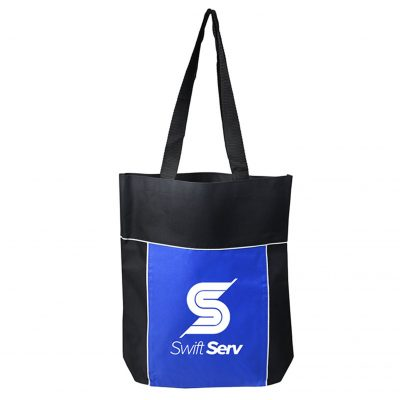The Deco Tote Bag - 600D polyester