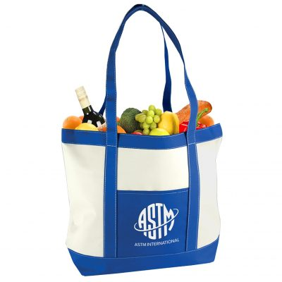 The Harbor Tote Bag - 600D polyester