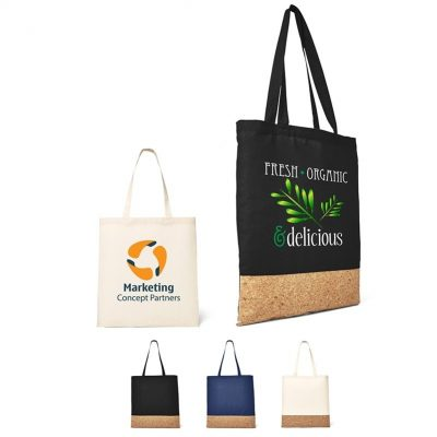 5 Oz. Cotton & Cork Tote Bag