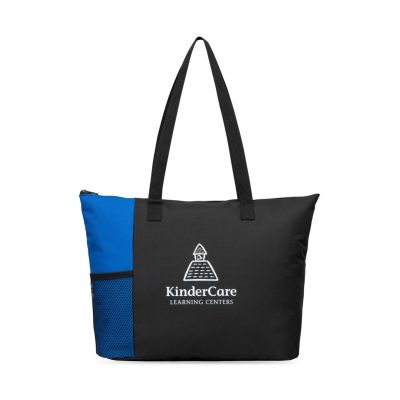 Matthews Convention Tote Blue