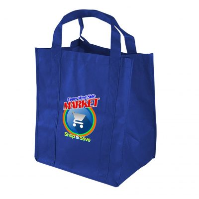 Digital Big Grocer - Large Shopping Tote