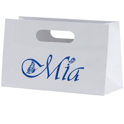 Mia™ Boutique Die Cut Handle Tote Bag