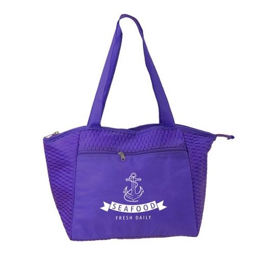 Poly Pro Lunch Wave Tote Bag