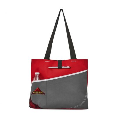 Recruit Convention Tote - Red