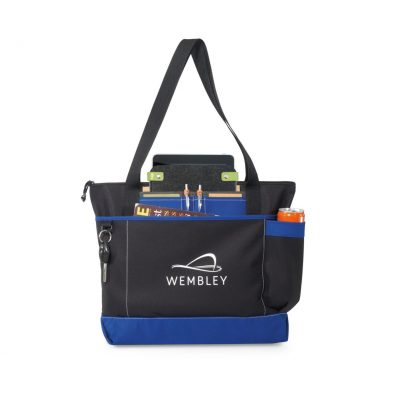 Avenue Business Tote - Royal Blue