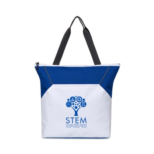 Everett Convention Tote - Royal Blue