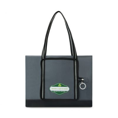 Everyday Packaway Tote - Seattle Grey