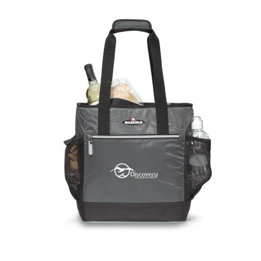 Igloo® MaxCold™ Insulated Cooler Tote - Gunmetal Grey