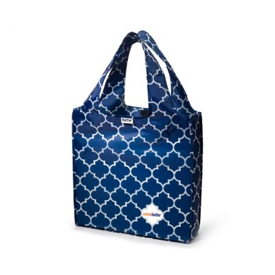 RuMe® Classic Medium Tote - Navy Downing