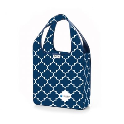 RuMe® Classic Mini Tote - Navy Downing