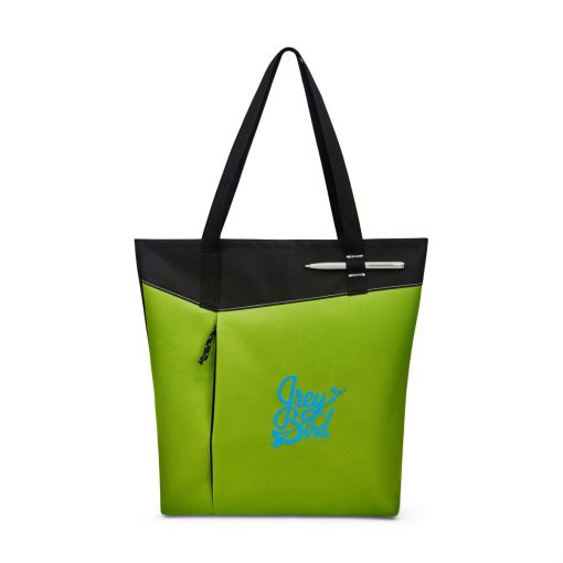 Venue Convention Tote - Apple Green