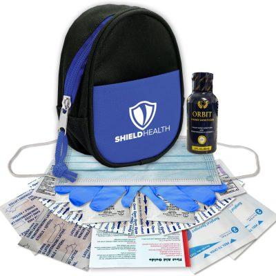 Zipper Tote Essential First Aid Kit