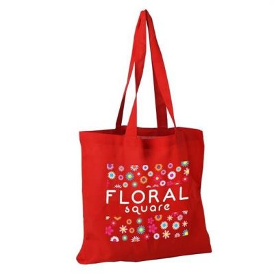 "15"" Cotton Tote - Digital Imprint"