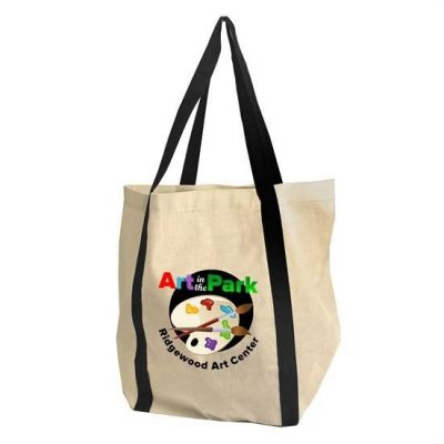 Lakeside Cotton Shop Tote - Digital