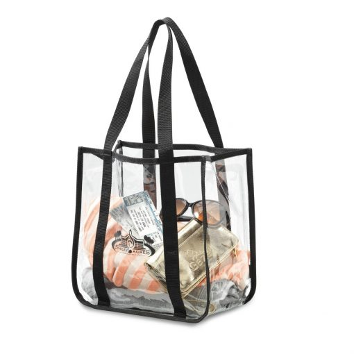 Clear Tote - Clear