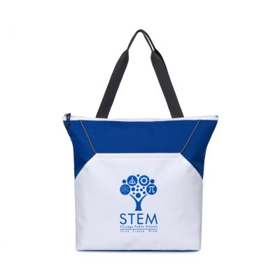 Everett Tote - Royal Blue