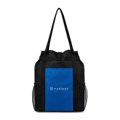 Triumph Tote - Royal Blue
