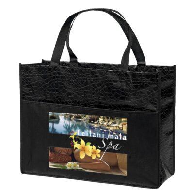 Couture™ Gloss-Laminated Tote Bag (Colovista)